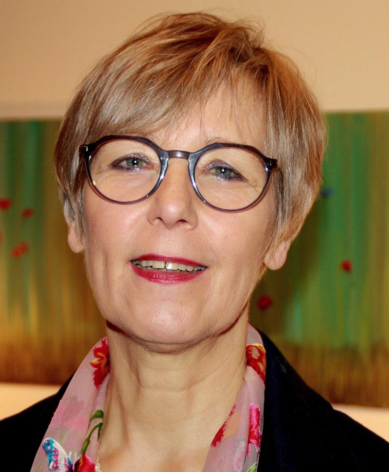Porträtfoto Franziska Schlag 2020